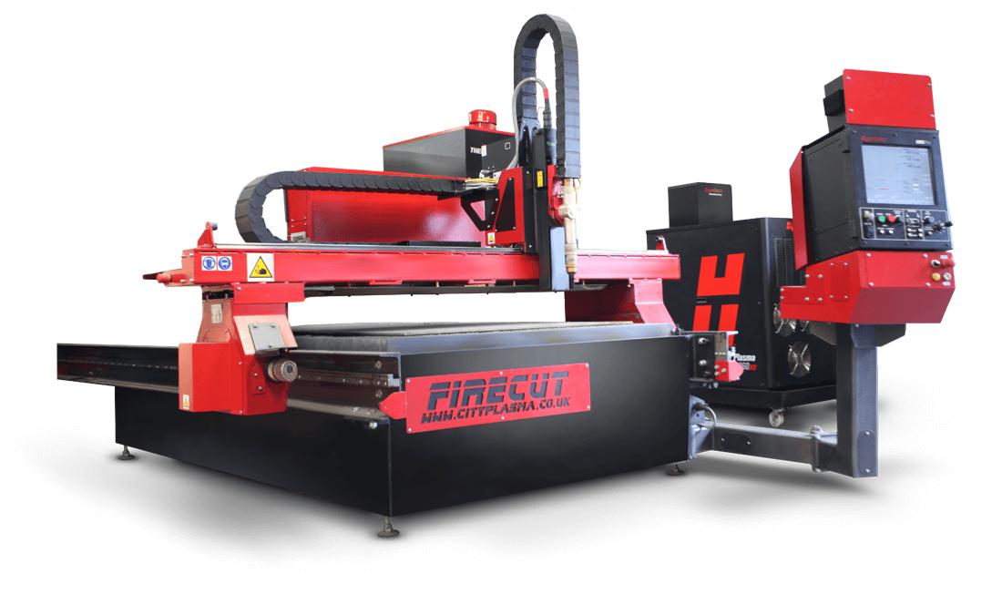 Firecut CNC Plasma Cutter machine