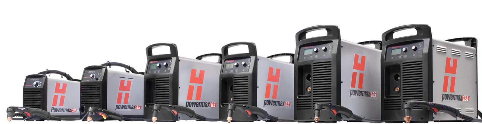 Powermax Handheld Plasma Cutters
