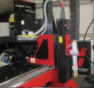 cnc arc glide height control