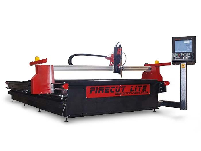 firecut lite cnc plasma cutting table