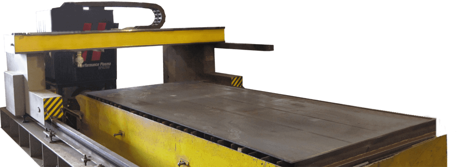 old cnc plasma cutter machine