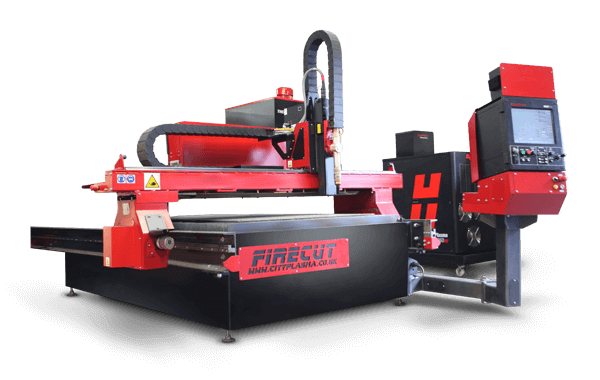 FIRECUT XD - CNC plasma cutting table