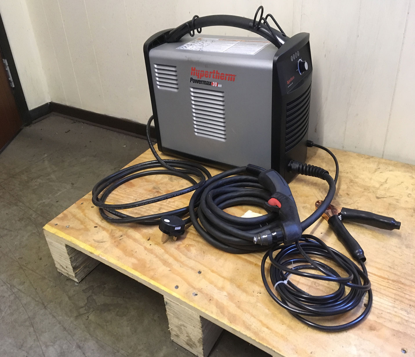 Used powermax30 air plasma