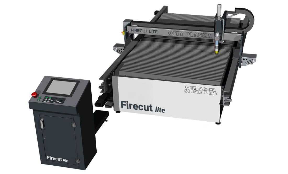 new 2018 firecut lite