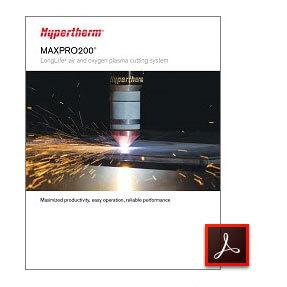 Maxpro 200 Brochure PDF