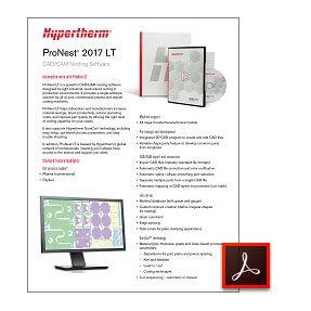 Pronest Brochure PDF