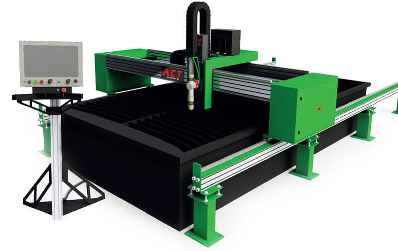 ACT minor cnc cutter