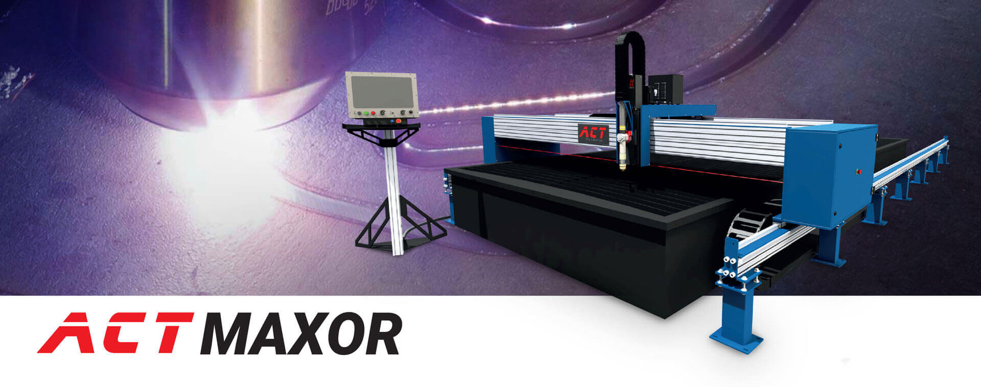 ACT Maxor cnc plasma cutter