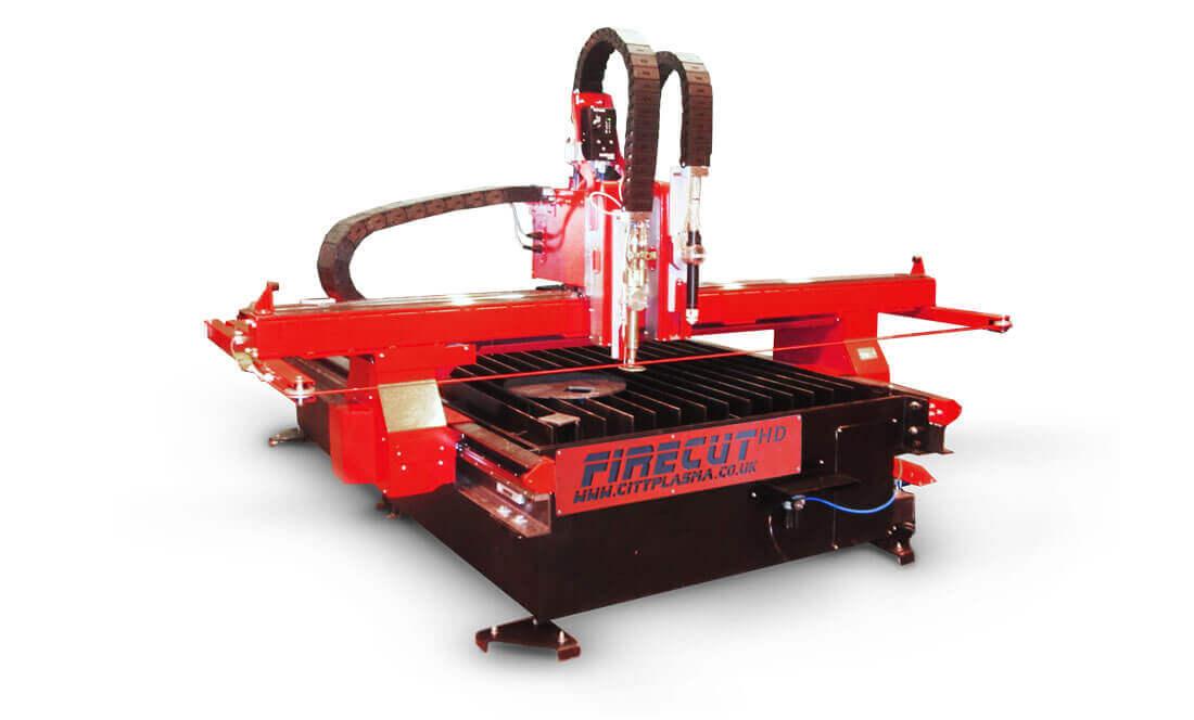 FIRECUT HD cnc plasma cutter