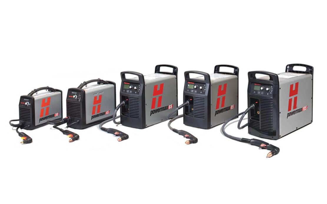 HAndheld Plasma Cutters