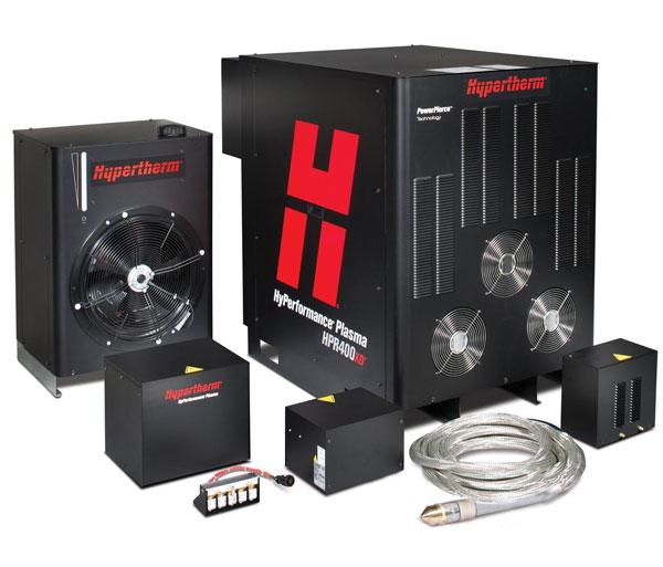Hypertherm HPR 400 Xd