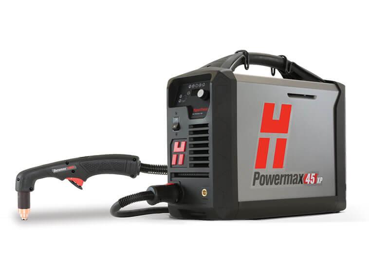 hypertherm power max 45xp