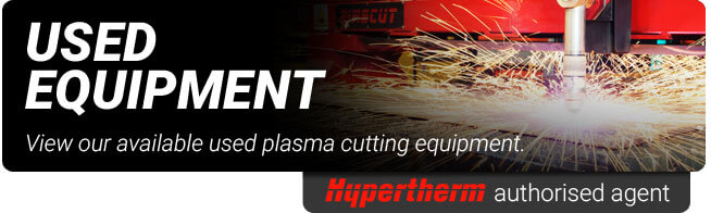 used plasma cutting equipment