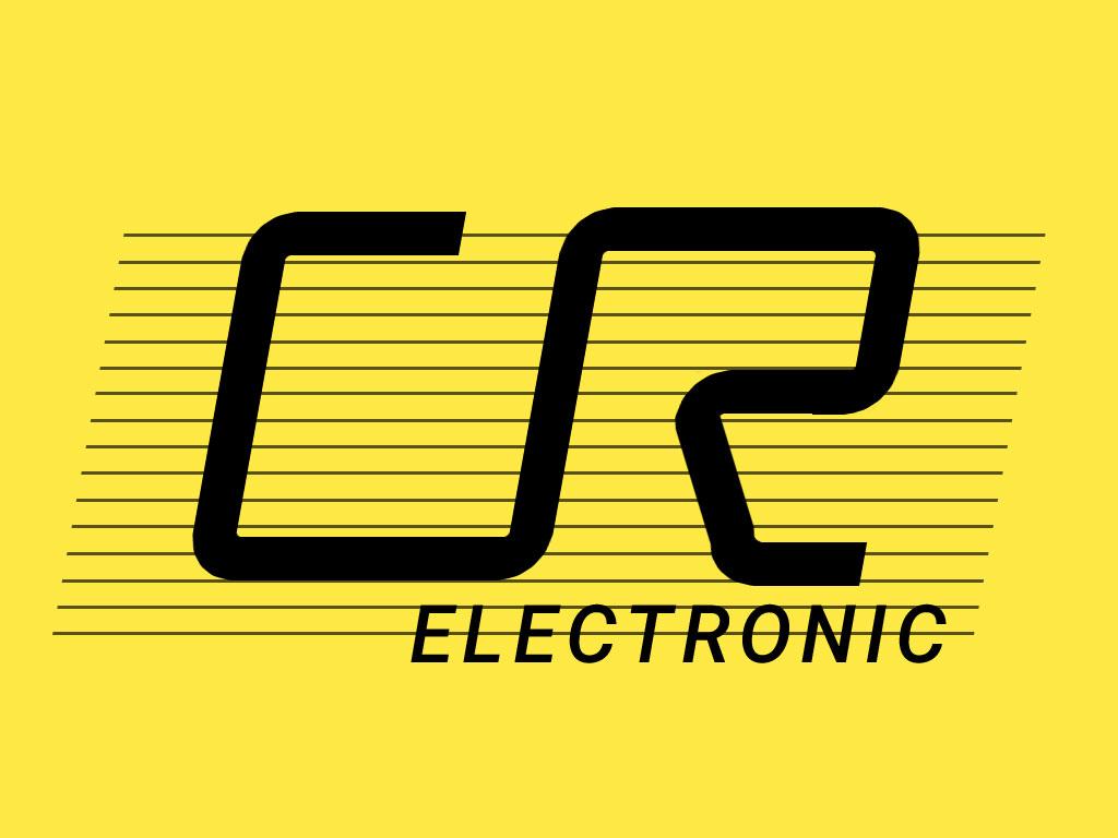 cr electronical logo