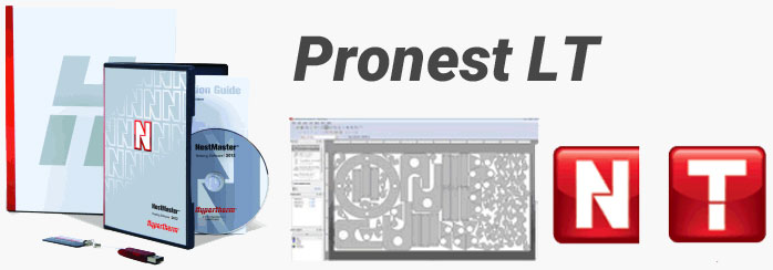 pronest plasma cutter software