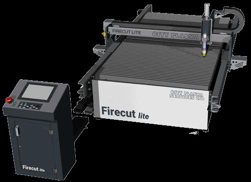 Firecut lite 2018 CNC plasma cutting table