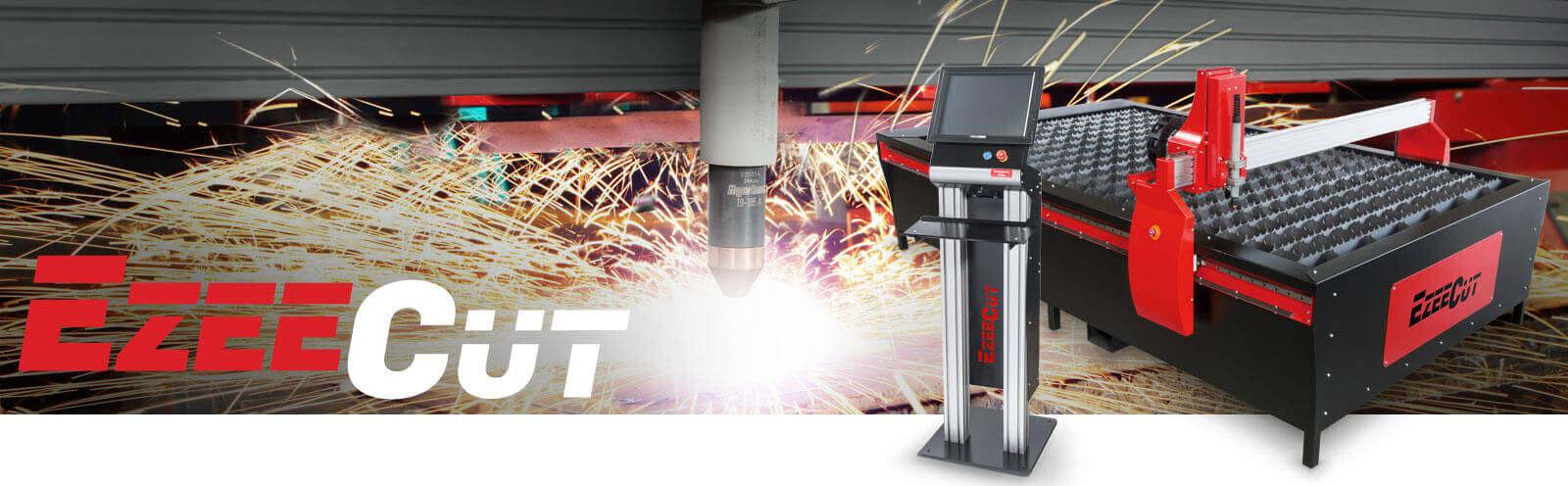 EzeeCut CNC Plasma Cutter