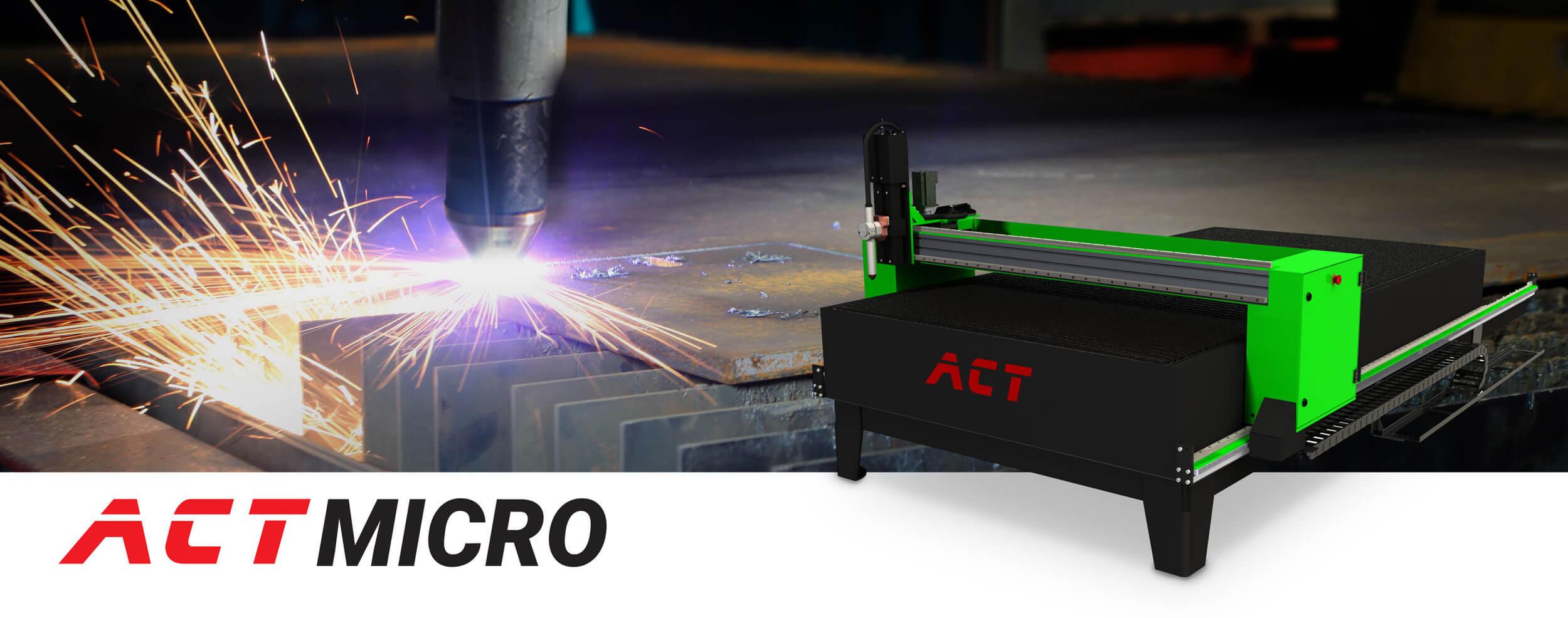 ACT Micro Banner
