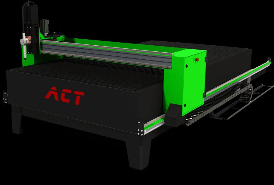 ACT micro CNC Plasma Cutter