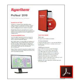 Pronest 19 PDF