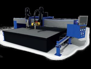 ACT Major CNC plasma cutter