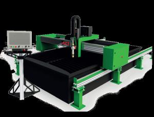ACT Minor CNC plasma cutter