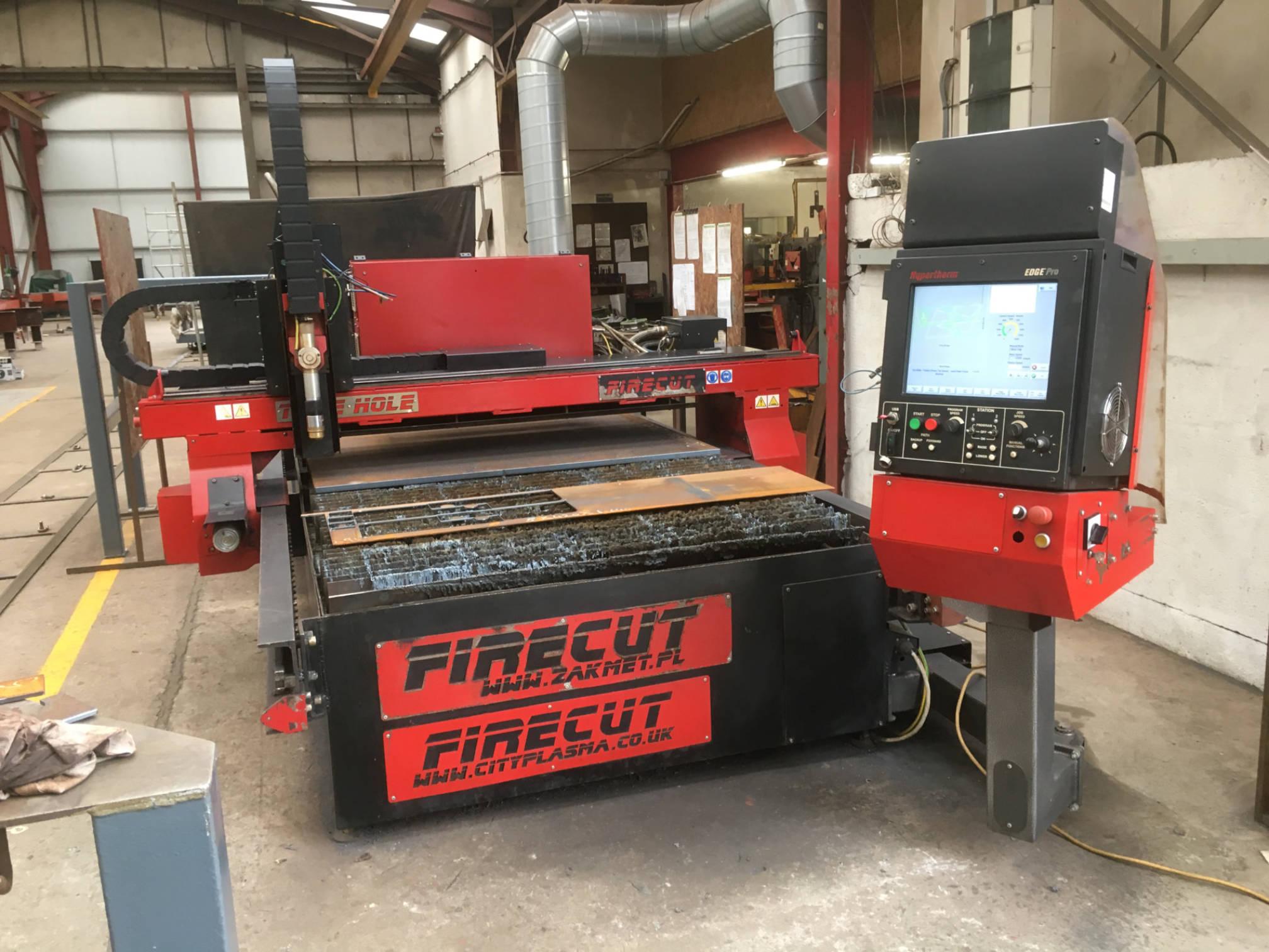 Used Plasma cutters | Used CNC Plasma Cutting tables